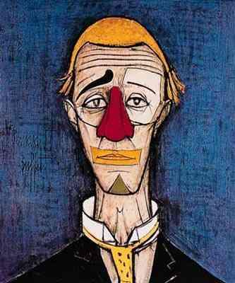 Les clowns de Bernard Buffet Clown